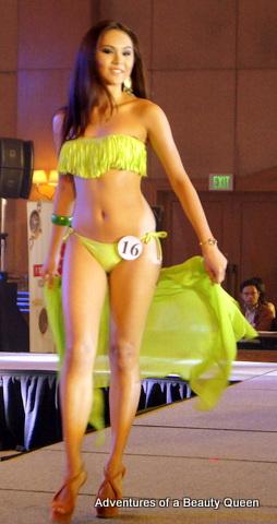 Bb. #16 Zahara Mae O. Soriano - 19 yo - Pasig