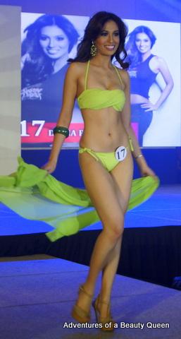 Bb. #17 Diana B. Arevalo