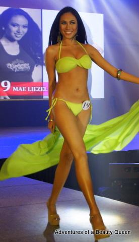Bb. #19 Mae Liezel J. Ramos