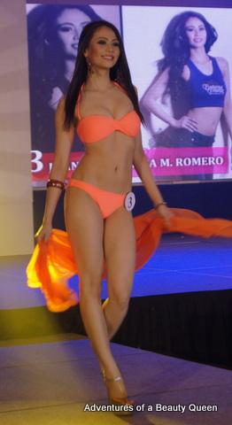 Bb. #3 Joanna Angelica M. Romero - 23 yo - Bicol