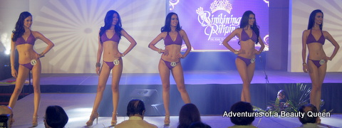 Bb. Pilipinas 2014 Contestants No. 11 to 15