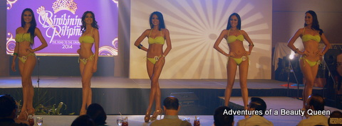 Bb. Pilipinas 2014 contestants no. 16 to 20