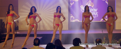 Bb. Pilipinas 2014 contestants 21 to 25