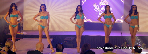Bb. Pilipinas 2014 Contestants 31 to 35