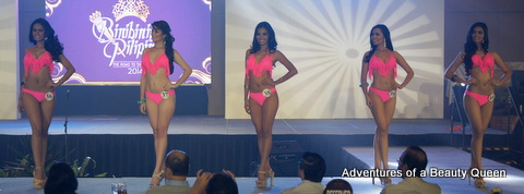 Bb. Pilipinas 2014 Contestants 36 to 40