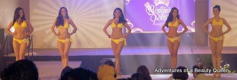 Bb. Pilipinas 2014 contestants #6 to 10