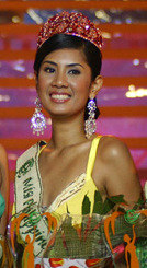 Dianne Cervantes, Miss Philippines Fire 2006