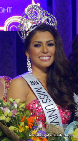 Miss Universe 2014 Winner Name March 30, 2014. mj is our
