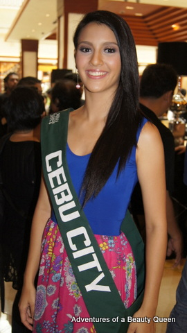 Press-favorite Jamie Herrel of Cebu City