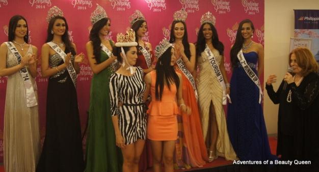 Mme Stella Marquez Araneta admits a faux pas...
