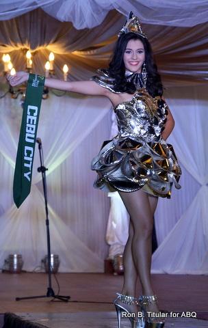 Jamie Herrell of Cebu City