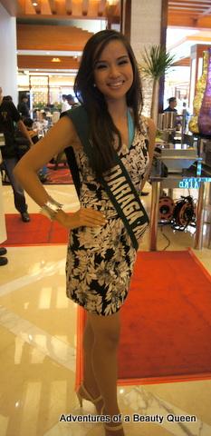 A stunner from Daraga, Albay - Patrixia Sherly Santos