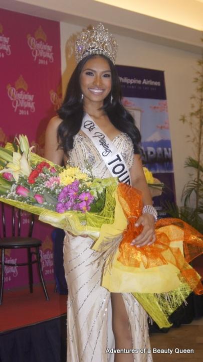 3) Parul Shah, Bb. Pilipinas Tourism 2014