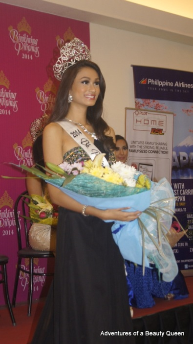 4) Yvethe Santiago, Bb. Pilipinas Supranational 2014