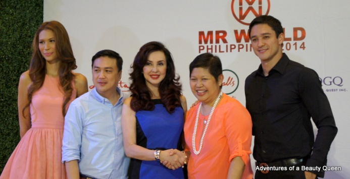 6) Best wishes to team MWP and Cory Quirino! Hoping we find the most desirable man in the world!