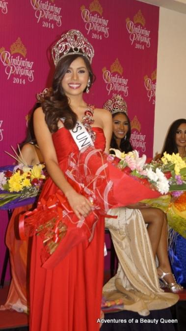 MJ Lastimosa, Miss Philippines Universe 2014