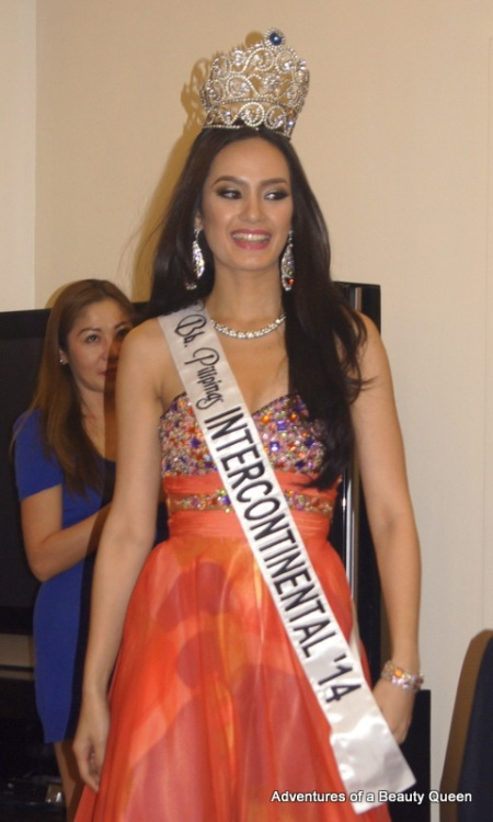 Kris Tiffany Janson, Bb. Pilipinas Intercontinental 2014