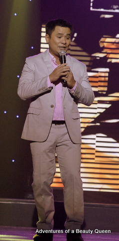 Ogie Alcasid's voice is pitch perfect! I so love this guy!