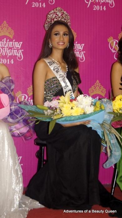 Yvethe Santiago, Bb. Pilipinas Supranational 2014