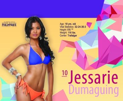 10. Jessarie Dumaguing