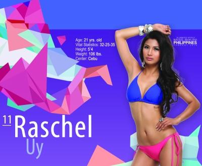 11. Raschel Uy