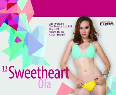13. Sweetheart Ola
