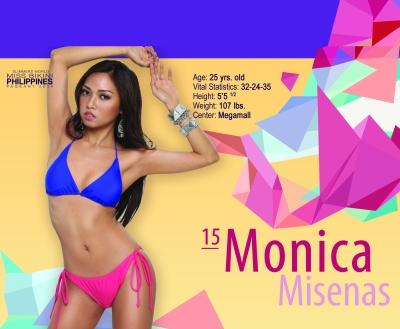15. Monica Misenas