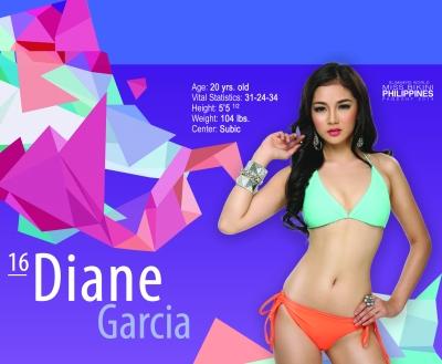 16. Diane Garcia
