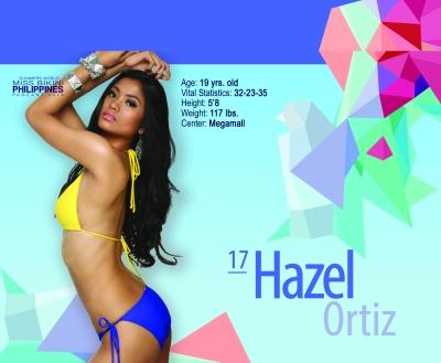 17. Hazel Ortiz