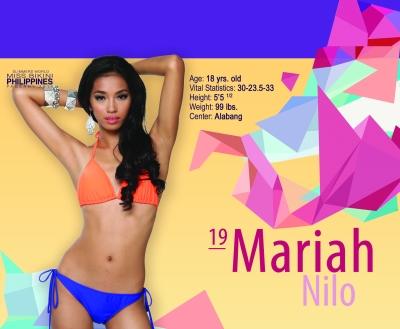 19. Mariah Nilo