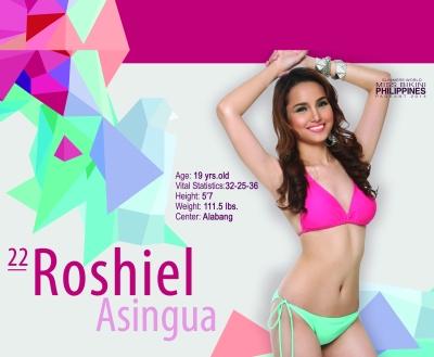 22. Roshiel Asingua
