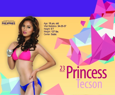 23. Princess Tecson