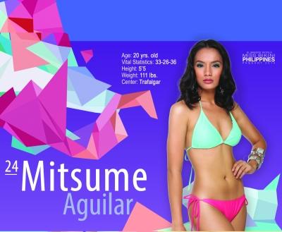 24. Mitsume Aguilar