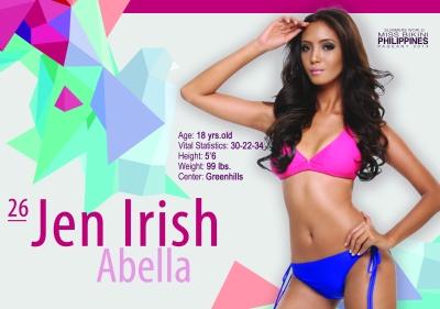 26. Jen Irish Abella