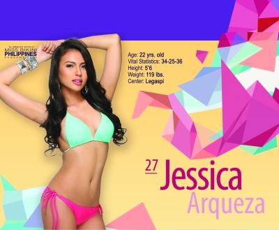 27. Jessica Arqueza