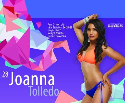 28. Joanna Tolledo