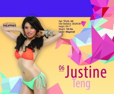 6. Justine Teng