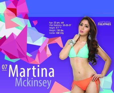 7. Martina McKinsey