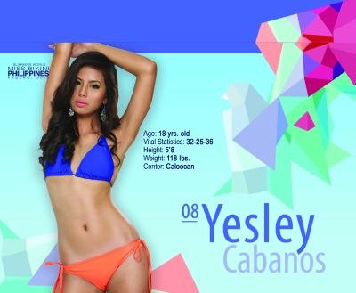 8. Yesley Cabanos