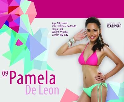 9. Pamela De Leon