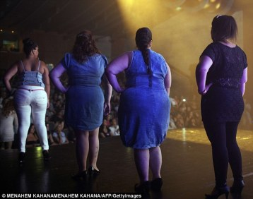 Big girls are beautiful TOO!