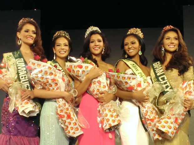 Congratulations to our new Miss Philippines Earth 2014 Court of Winners!