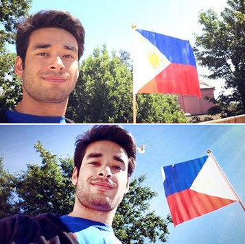 John Spainhour celebrated Philippine Independence Day in the thick of Mr. World 2014