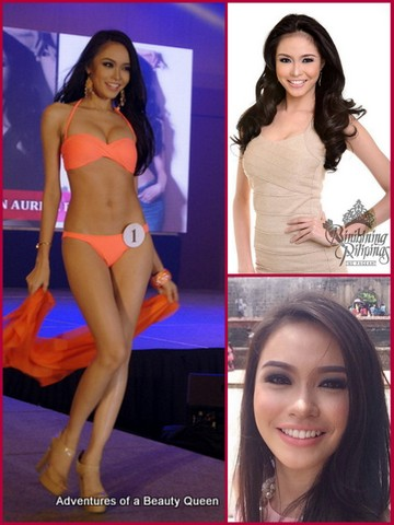 Julian Aurine Flores... ravishing beauty... polished to perfection!