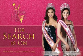 Mutya ng Pilipinas launches its Metro Manila search!
