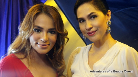 20) With the gorgeous Erica Padilla!