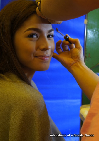 5) Our star of the show is the dusky Andrea Torres - she plays Anasandra