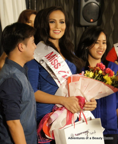 6) #26 Glennifer Perido (Cordilleras) wins Miss Ivana Fragrance by Tupperware