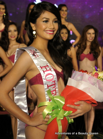 7) #4 Ma. Jackielyn Dulay wins Miss Htoel H20