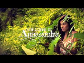 Andrea Torres stars as Annasandra in the GMA7 teleserye Ang Lihim ni Annasandra